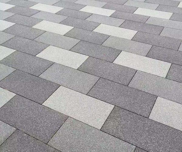 陶瓷透水磚工程案例